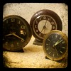 TtV_old clocks (carla.martens) Tags: camera old alarm digital vintage square kodak antique electronics clocks viewfinder ttv throughtheviewfinder ttvf