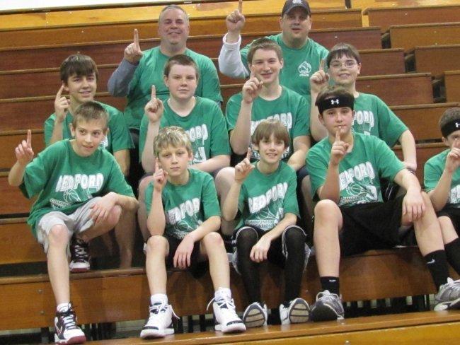 Andrew's Basketball Team
