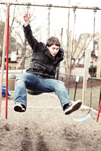 (69/365) jump!