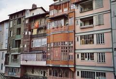 Castres, maisons en bordure de l'Agoût a (christine.petitjean) Tags: castres agoût