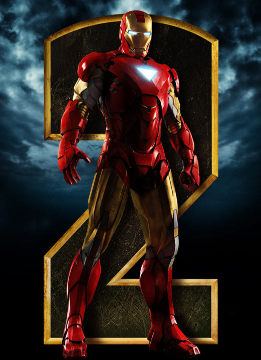 Iron Man 2 Iron Man Movie Poster