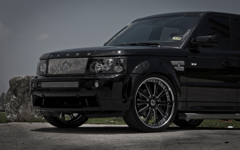 Range Rover Sport On 24 Quot Cor Forged Lladro S