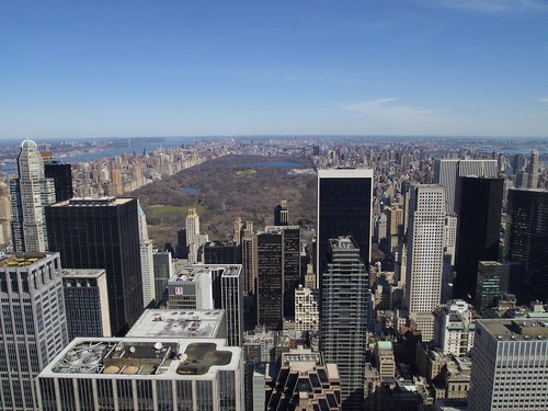 View on Central Park