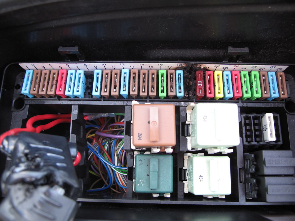 Bmw M50 Fuse Box Wiring Library E34 Diagram Pics Of My Melted Finally Thanks