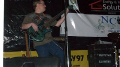 Pete Moss on bass (Cricket_WFRY) Tags: mtd bass
