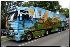 "MAN TGA ""Herpa Truck 6"" (uslovig) Tags: man truck airplane aviation camion trailer flugzeug airbrush tga lastwagen lkw herpa fliegerei sattelzug"