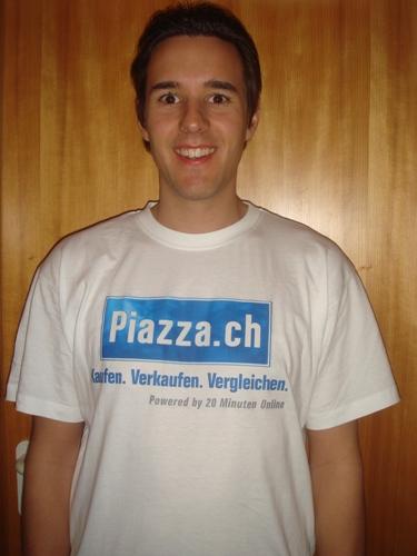 Piazza.ch Shirt