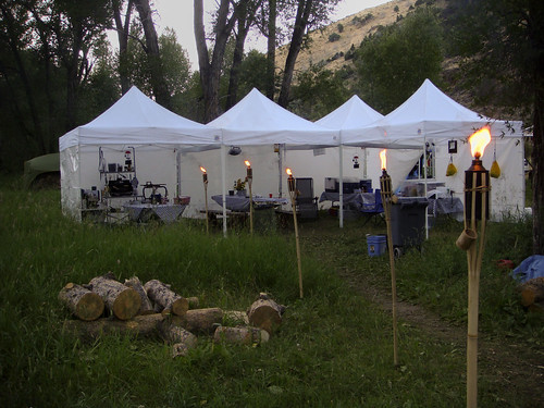 Wyoming Glamour Camp
