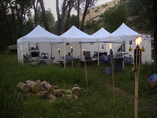 Wyoming Glamour Camp