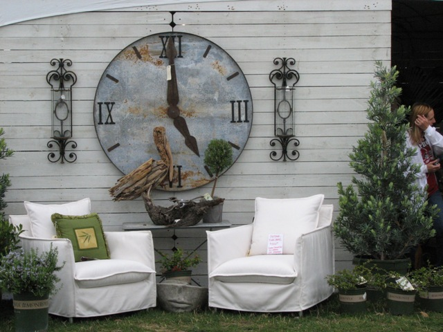flower show furniture