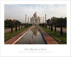 Taj Mahal (Front View)