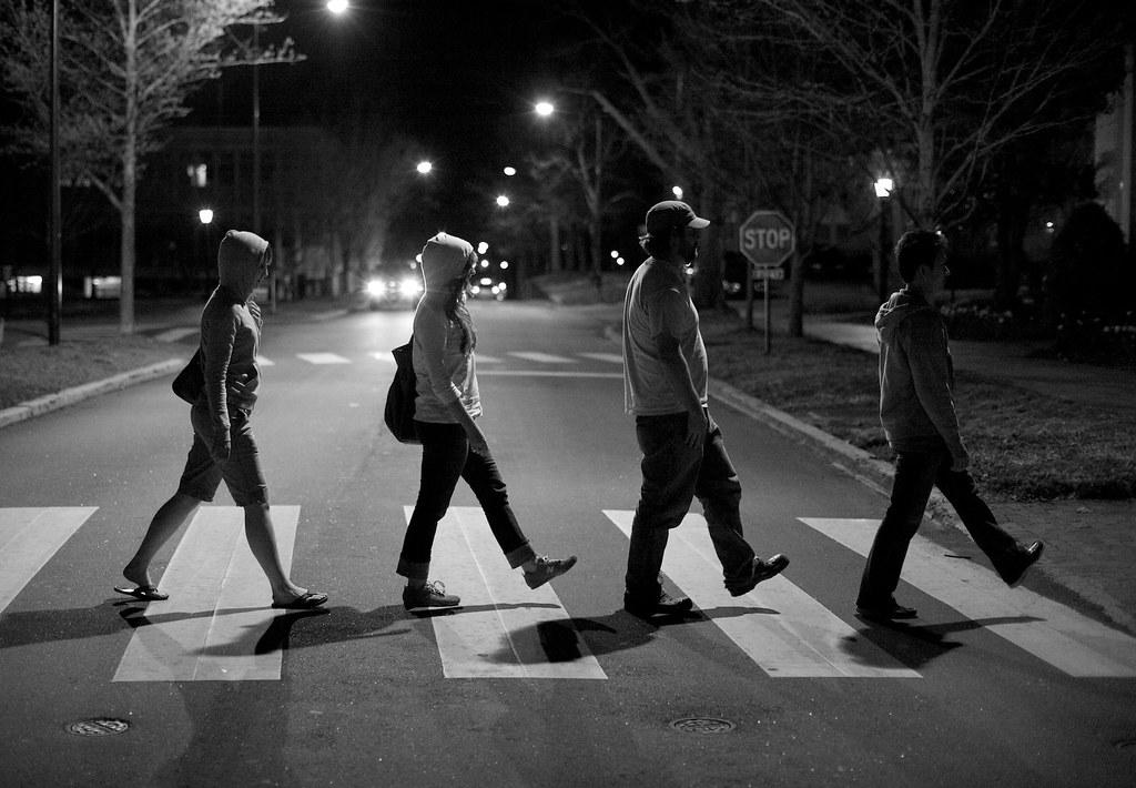90/365: Abbey Road.