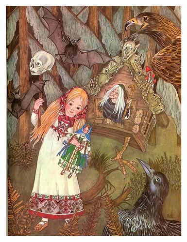 014-Vasilisa la bella- El pajaro de oro-Adrienne Segur