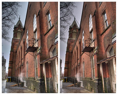 Churches (anobjectn) Tags: stereoscopic stereophotography 3d crosseye handheld chacha depth hdr 3dimensional crossview crosseyedstereo 3dphotography 3dstereo