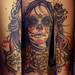 J Brett Prince Sylvia Ji Tattoo