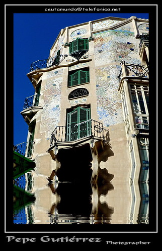 PALMA DE MALLORCA (19) Edificio modernista can