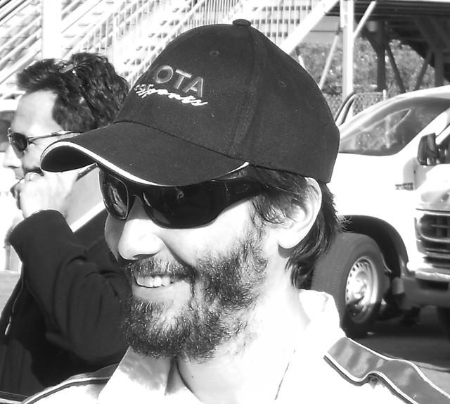 Keanu Reeves, Toyota Grand Prix, Toyota Pro Celebrity Race