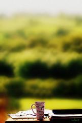 LATTE (brynmeillion - JAN) Tags: cup coffee wales view drink cymru explore mug homework latte atwork ceredigion picnik coffeebreak paperwork coffi workingfromhome mwg golygfa diod llandyfriog cwpan mywinners nikond80 brynmeillion gwaithpapur gwaithcartref imagetodisplay