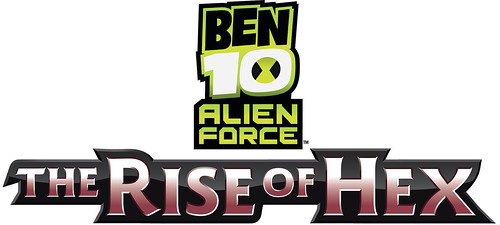 Ben 10 Alien Force: The Rise of Hex Logo