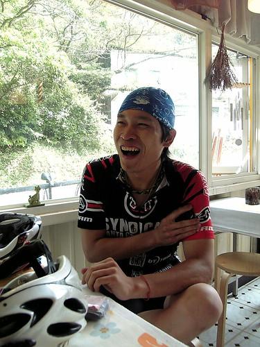 騎車就是要笑得開心