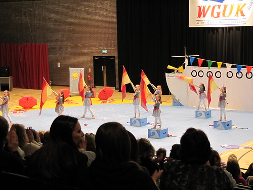 color guard uk