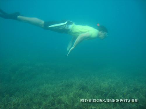 super snorkeler