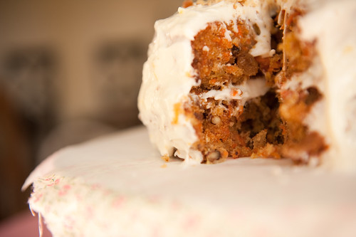 Tea Party Carrot Cake-2