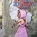 Art on the walls of Bandra, Mumbai