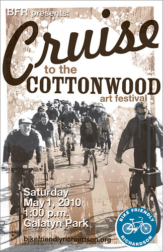 BFR Cruise to the Cottonwood Art Festival