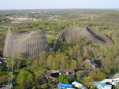 Son of Beast (mourningglorie) Tags: ohio amusementpark rollercoaster coaster kingsisland sonofbeast