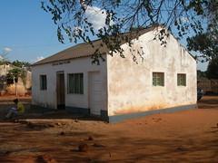 Centro de salud de Namanhumbir (Montepuez) antes de las obras / ISF ApD, 2009