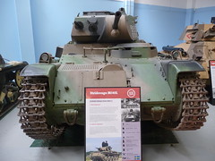Stridsvagn M40/L (simononly) Tags: uk england museum army spring war tank military iraq nazi german soviet dorset ww2 vehicle british ww1 coldwar 2010 bovington allied