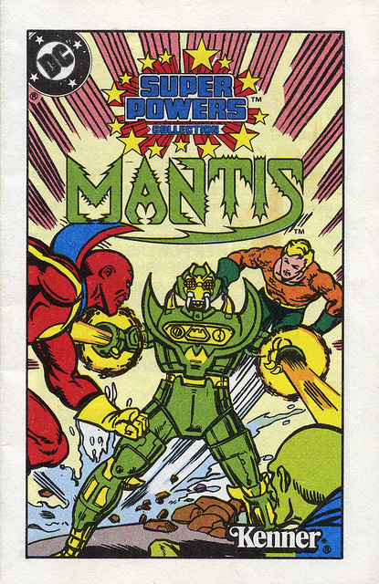 Super Powers - Mantis - 00