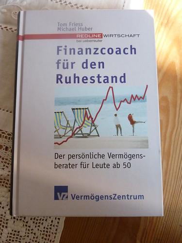 Buch: Finanzcoach für den Ruhestand