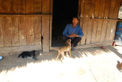 Visit To A Lao Village