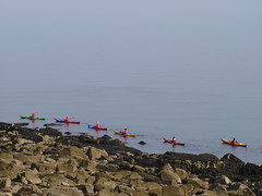 DofE Sea Kayaking