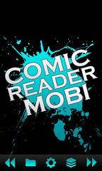 ComicReader mobi 2.0.3 起動画面