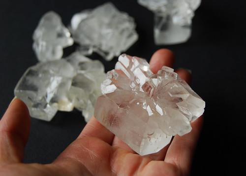 Precious crystals...