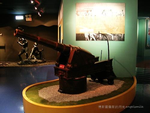 日本的火砲