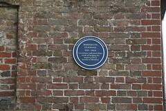 Photo of Mariquita Tennant blue plaque