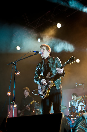 Spoon + Deerhunter @ Fox Oakland