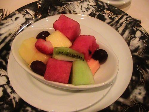 Carnival Spirit - Fruit Appetizer