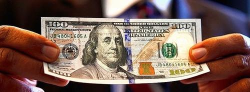 New $100 Bill 2011