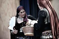 Beautiful Arabian Women (Benjamin T. Vu) Tags: middleeast arab renaissancefaire victorians irwindale arabians f28lens arabianwomen nikond3 renaissanceeras nikon70200f28afslens