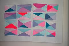 16.64 (essimar) Tags: acrylic graphite envelopes newsprint essimar