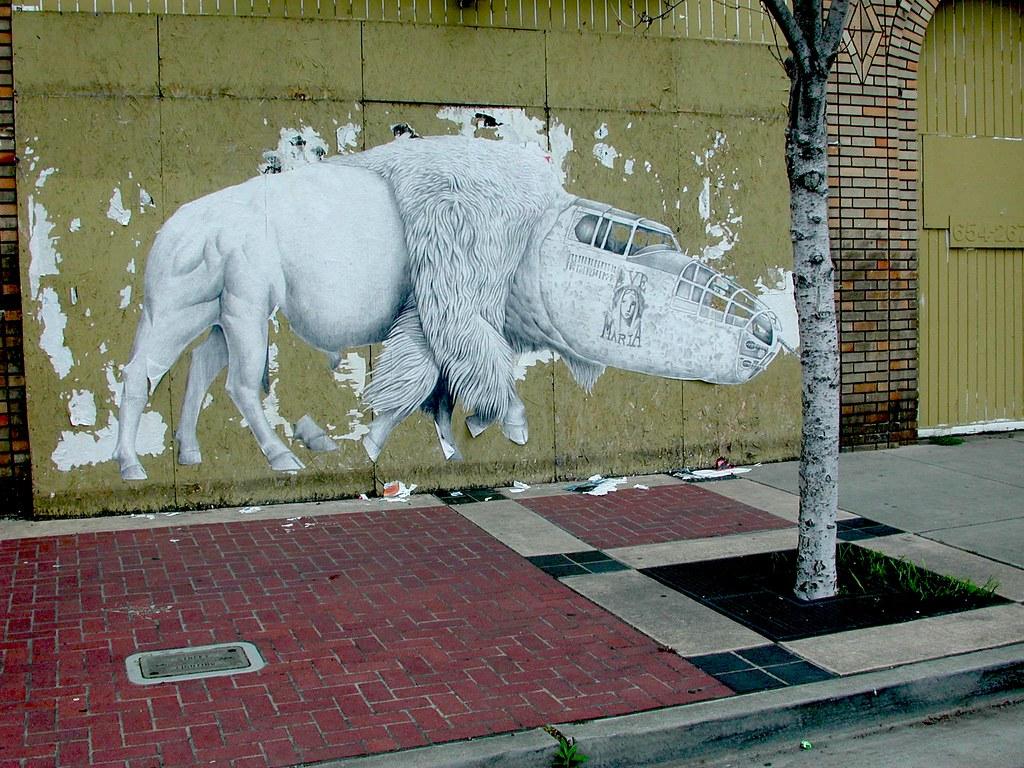 Street Art, Graffiti, Oakland