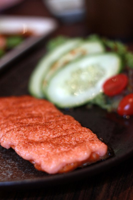 Salmon Mentai Yaki