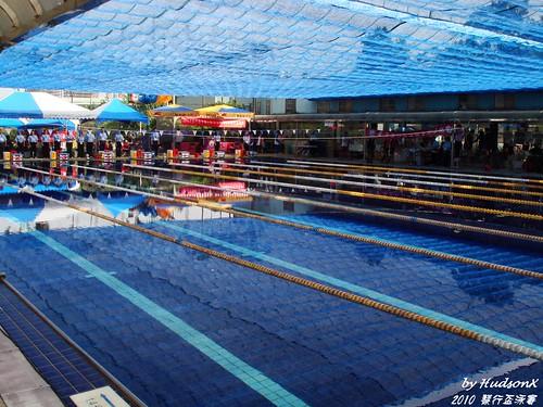 室外50公尺泳池