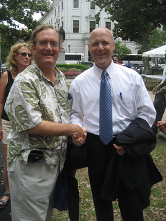 Mayor Mitch Landrieu Ifrog2