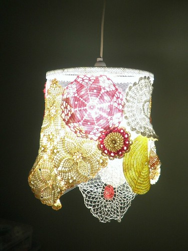 Custom Bouquet Light Shade